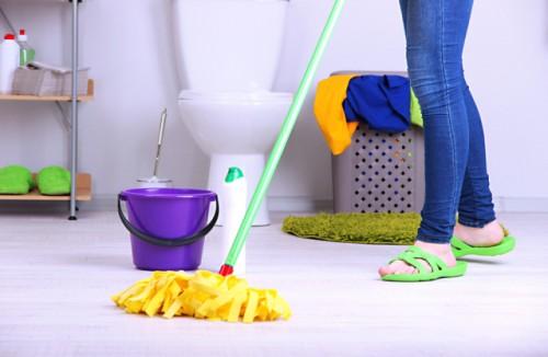 تمیز کردن حمام , شرکت نظافتی در مشهد