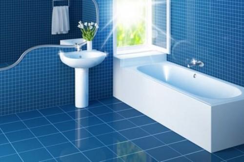 راه های تمیز کردن دستشویی و حمام منزل