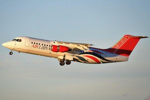 هواپیمای لیبی با 118 مسافر ربوده شد