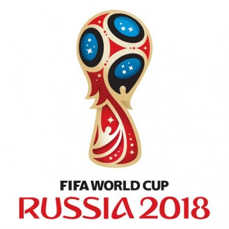دانلود عکس لوگو جام جهانی 2018 روسیه فوتبال