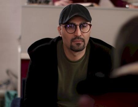 نیما رئیسی در سریال پدر